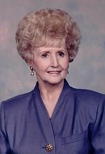 Wanda Jean Phipps obituary photo