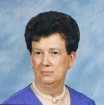 Elizabeth Gale Chambers obituary photo