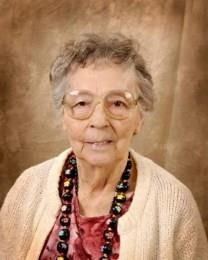 Eleanor Mae Gaffney obituary photo