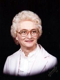 Mary Emma Taylor obituary photo