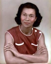 Eva Arrine Robertson obituary photo
