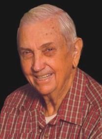 John Wortham Strain obituary photo
