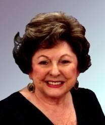 Joan Mary Thompson obituary photo