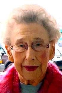 Hazel Ransone Parrish obituary photo