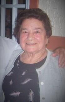 Maria Antonio obituary photo