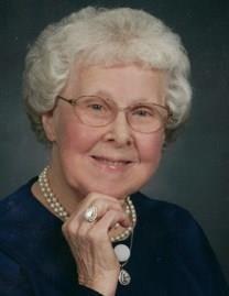 Ann Eliza Galusha obituary photo