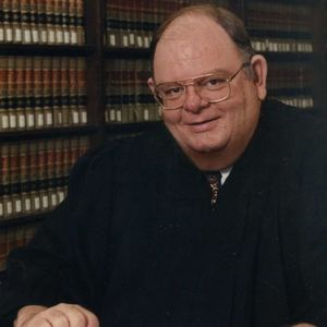 "Judge  Charles  F. ""Chuck"" Campbell"
