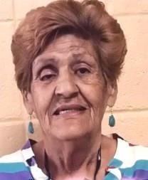 Maria Lacy obituary photo