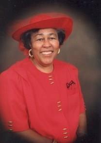 Florence Elzora Seward obituary photo