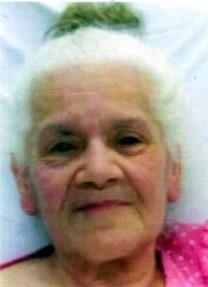 Carmen Talavera obituary photo