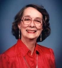 Anne Fadely ANDERSON obituary photo