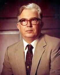 Harvey B. Brown obituary photo