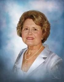Betty Smith Moore obituary photo