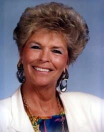 Rosemary Todd Simpson obituary photo