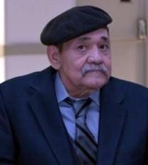 Rodolfo Mendoza obituary photo