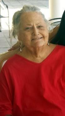 Pamela Aline Segalman obituary photo