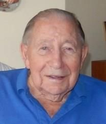 Lester J. Blaul obituary photo
