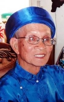 Tinh Duc Pho obituary photo