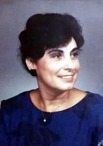 Barbara Vaughn Walker obituary photo