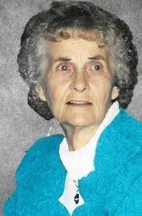 Freida Mae Weber obituary photo