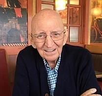 Walter J. Lang obituary photo
