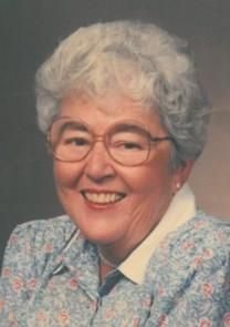 Phyllis Evans Wolfsehr obituary photo