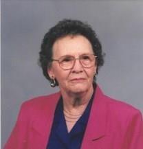 Ava Lou Dunn obituary photo