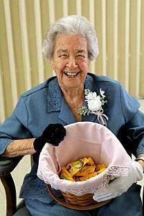 Nannie Fae Shelton obituary photo