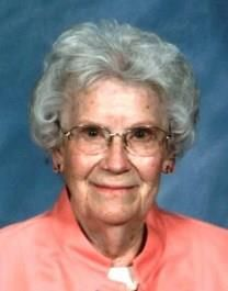 Sara M. Carlson obituary photo