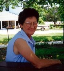 Barbara Jean Vogel obituary photo