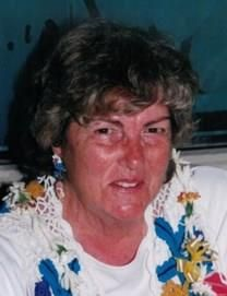 Joan F. McCutcheon obituary photo