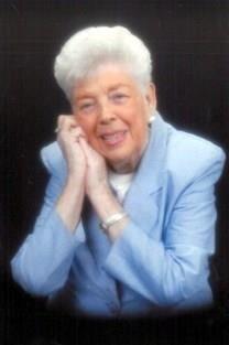 Jean Lorraine Earixson obituary photo
