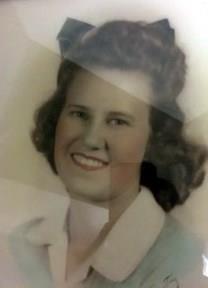 Wilma DiCicco obituary photo
