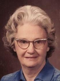Leah E. Wooster obituary photo