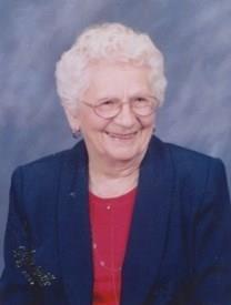 Faye E. Huskins obituary photo