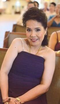 Myrla Aquino Sonon obituary photo