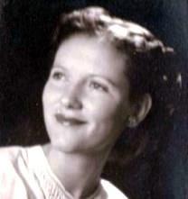 Lenora Virginia Anderson obituary photo