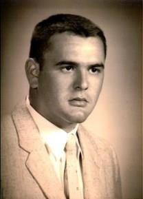 Mahlon Frank Coker obituary photo
