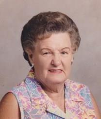 Bertha Lucille Lyons obituary photo
