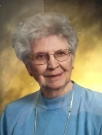 Dorothy Belle Lang obituary photo