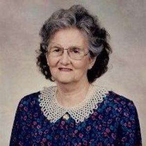 Mrs. Claudia Pearson Cantrell Obituary Photo