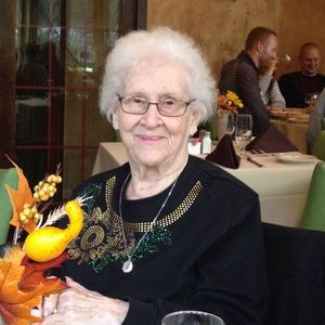 Grace M. Napoli Obituary Photo