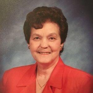 Anita  Patricia Jones  Parrish
