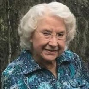 Patricia Joan Evans