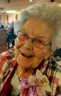 Mary George Ethridge obituary photo