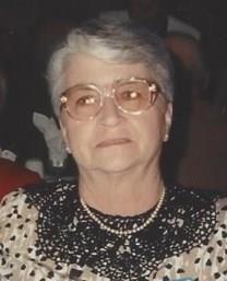Mary Frances Glass obituary photo