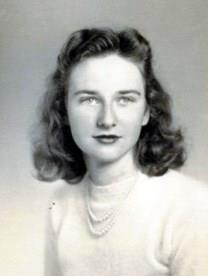 Lucy Hope Lubchenko obituary photo