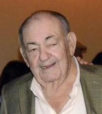 Stanley Irwin Scherer obituary photo