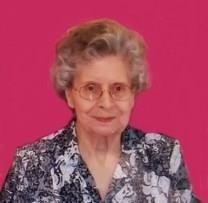 Hildagarde Bohne obituary photo