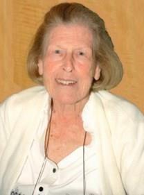Dorothea Frances McGowan obituary photo